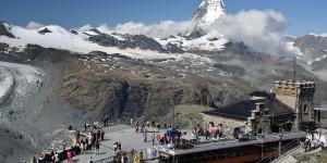 Matterhorn und Gornergrat
