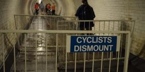 Radeln verboten