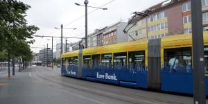 Straßenbahn in Braunschweig