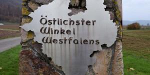 Östlichster Winkel Westfalens