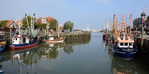 Hafen in Neuharlingersiel