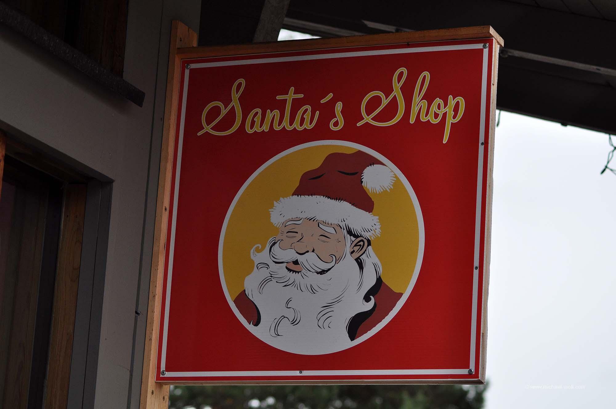 Santa Claus Shop