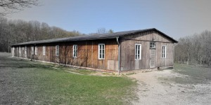 Baracke in Buchenwald