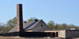 Krematorium in Buchenwald
