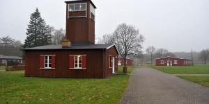 Wachturm im Fjörreslev-Lager