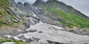 Jostedalsbreen in Norwegen