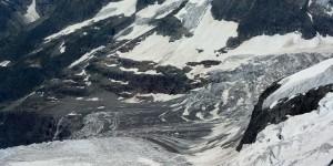Eismeer am Eiger