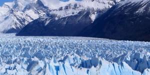 Perito Moreno in Argentinien