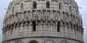 Kuppel vom Baptisterium
