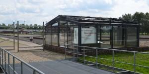 Eingang zur Gedenkstätte Neuengamme