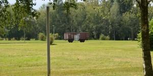 Einstiger Lagerbahnhof