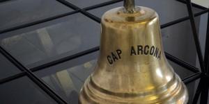 Glocke der Cap Arcona