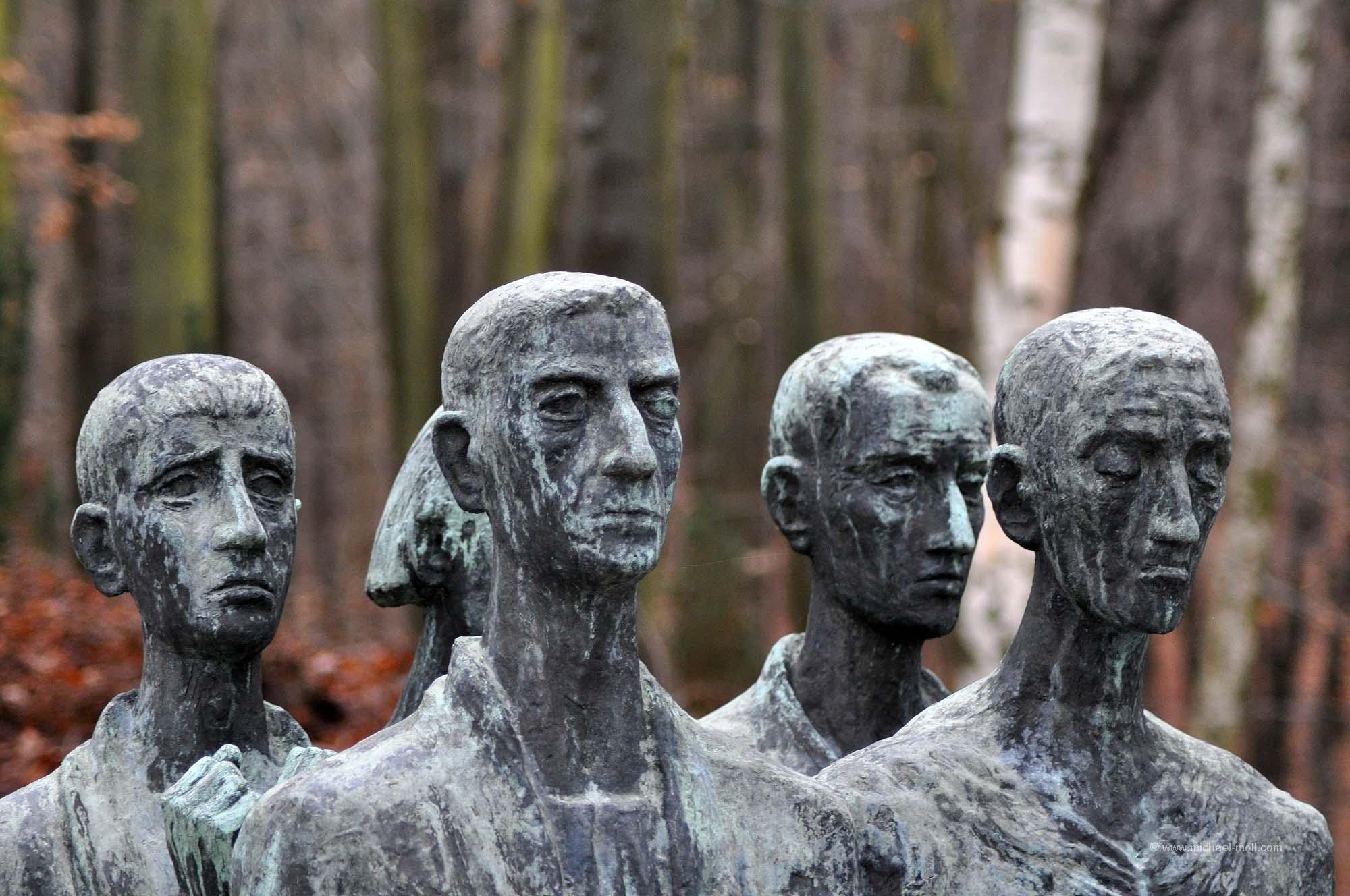 Skulptur in Dora-Mittelbau