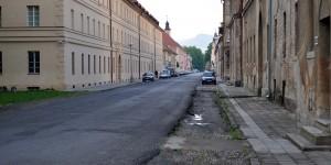 Im ehemaligen Ghetto leben Menschen