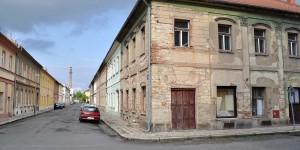 Ghetto Theresienstadt in Tschechien