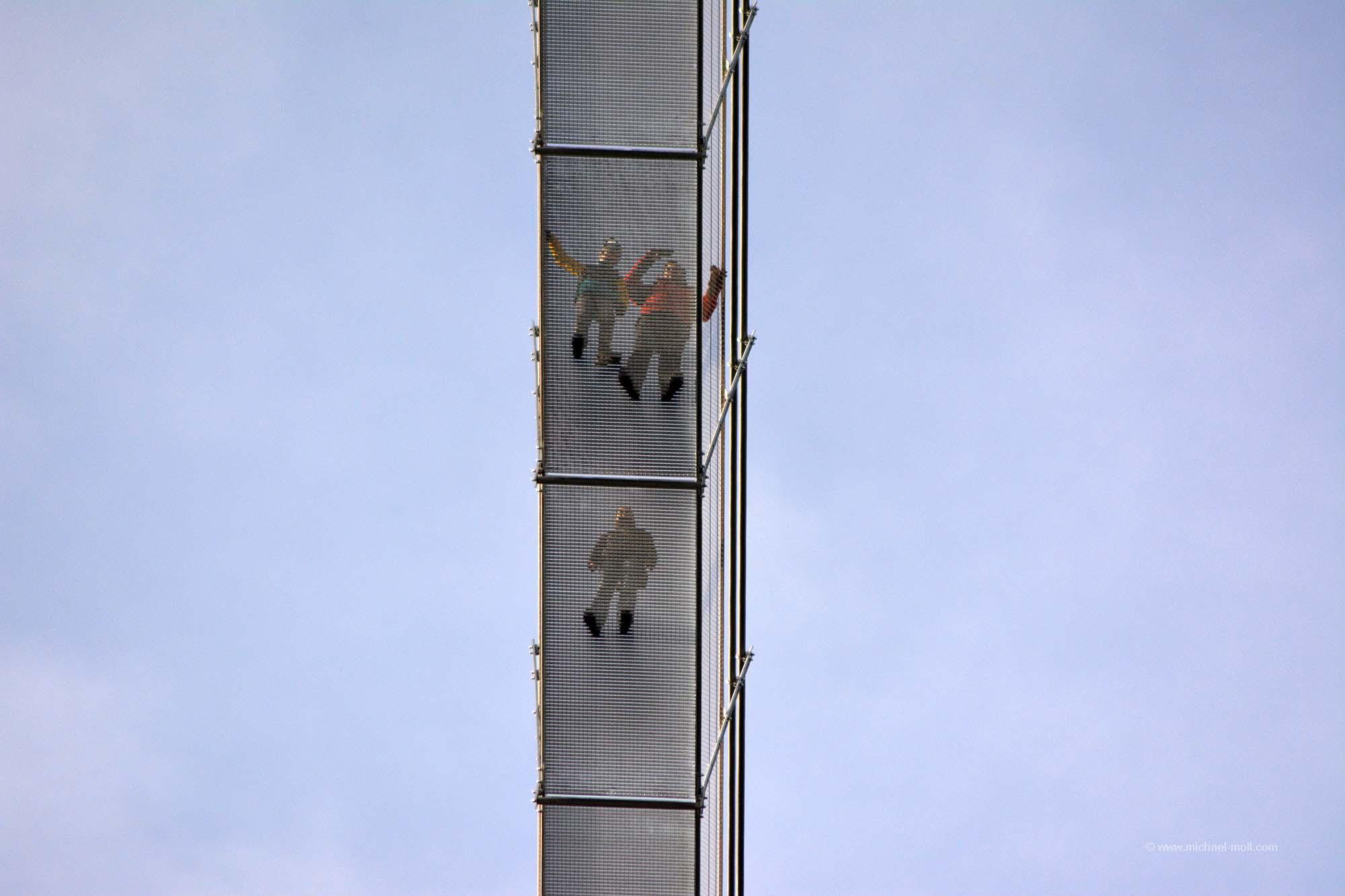 Menschen auf der Highline179