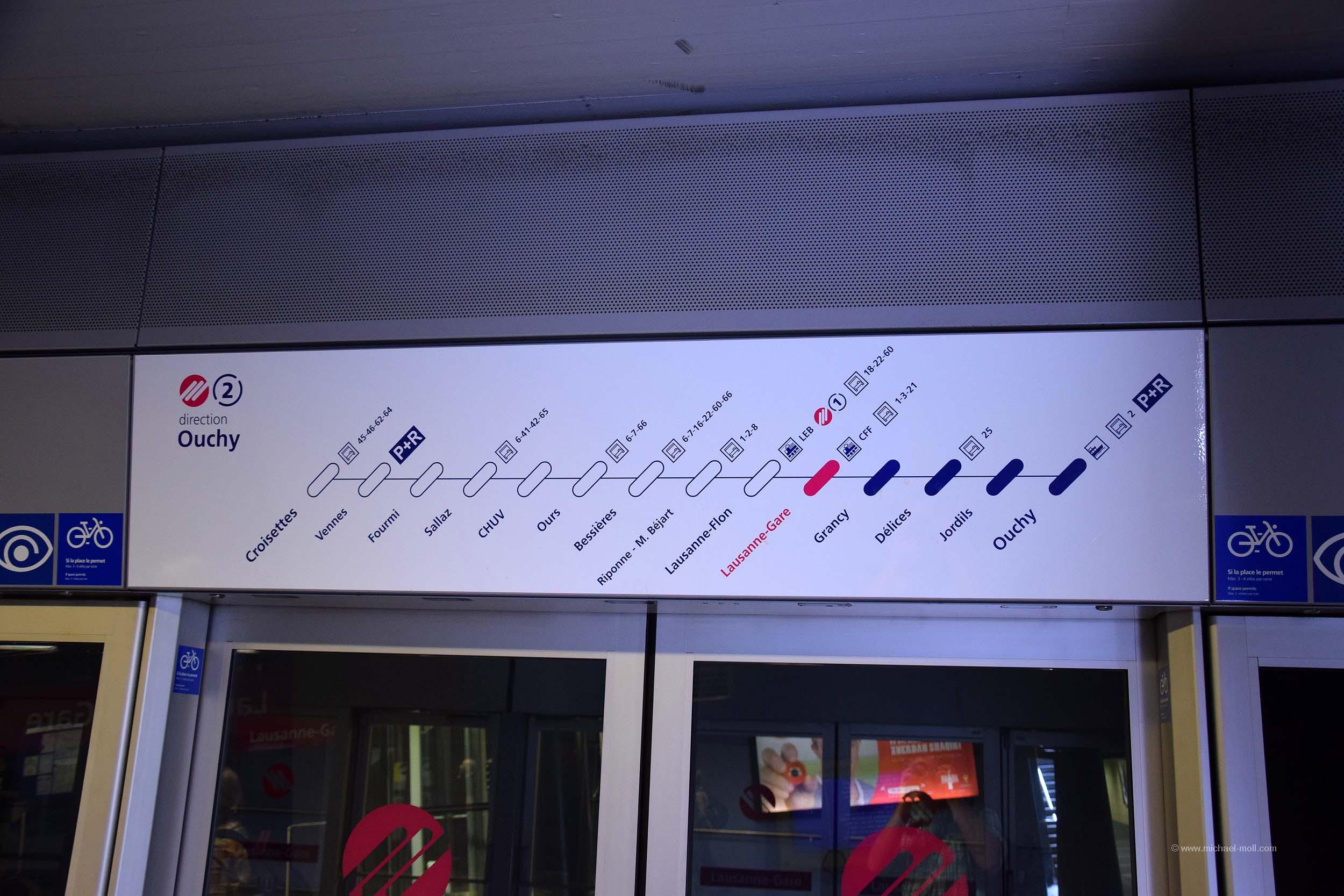 Linienplan