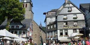 Zentrum von Monschau