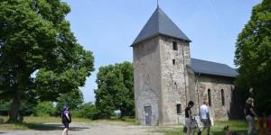 Kirche im ehemaligen Wollseifen