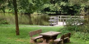 Picknickplatz an der Urft