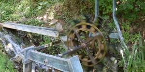 Wasserrad in Blankenheim