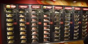 Teures Fastfood aus dem Automaten