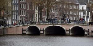 Brücke einer Gracht
