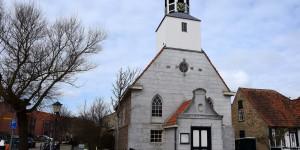 Kirche in De Koog