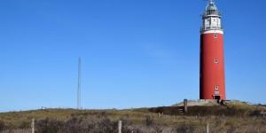 Leuchtturm an der Nordspitze