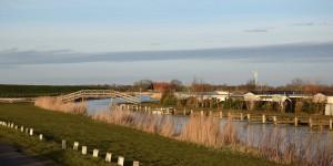 Campingplatz am IJsselmeer