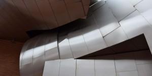 Wie am Guggenheimmuseum