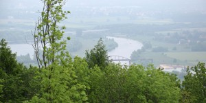 Blick auf das Wesertal