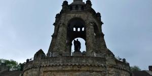 Kaiser Wilhelm Denkmal in Porta Westfalica