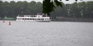 Schiff auf dem Mittellandkanal