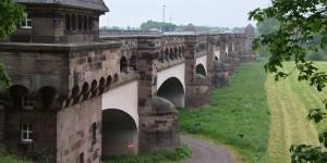 Brücke des Mittellandkanals