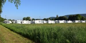 Wohnmobilstellplatz in Rinteln