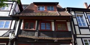 Altes Haus in der Rintelner Altstadt