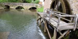 Wassermühle am Schloss Brake