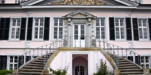 Treppe am Schloss