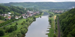 Wesertal bei Bad Karlshafen