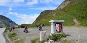 Grenze zwischen Uri und dem Wallis
