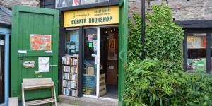 Buchladen in Hay-on-Wye