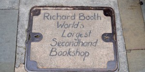 Antiquariat von Richard Booth