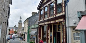 Antiquariat in Wales
