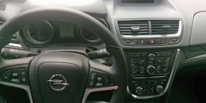 Armaturenbrett vom Opel Mokka