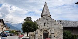 Kirche in St-Pierre-de-Clages