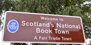 Schottlands Nationales Bücherdorf