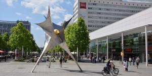 001-Fußgängerzone von Dresden
