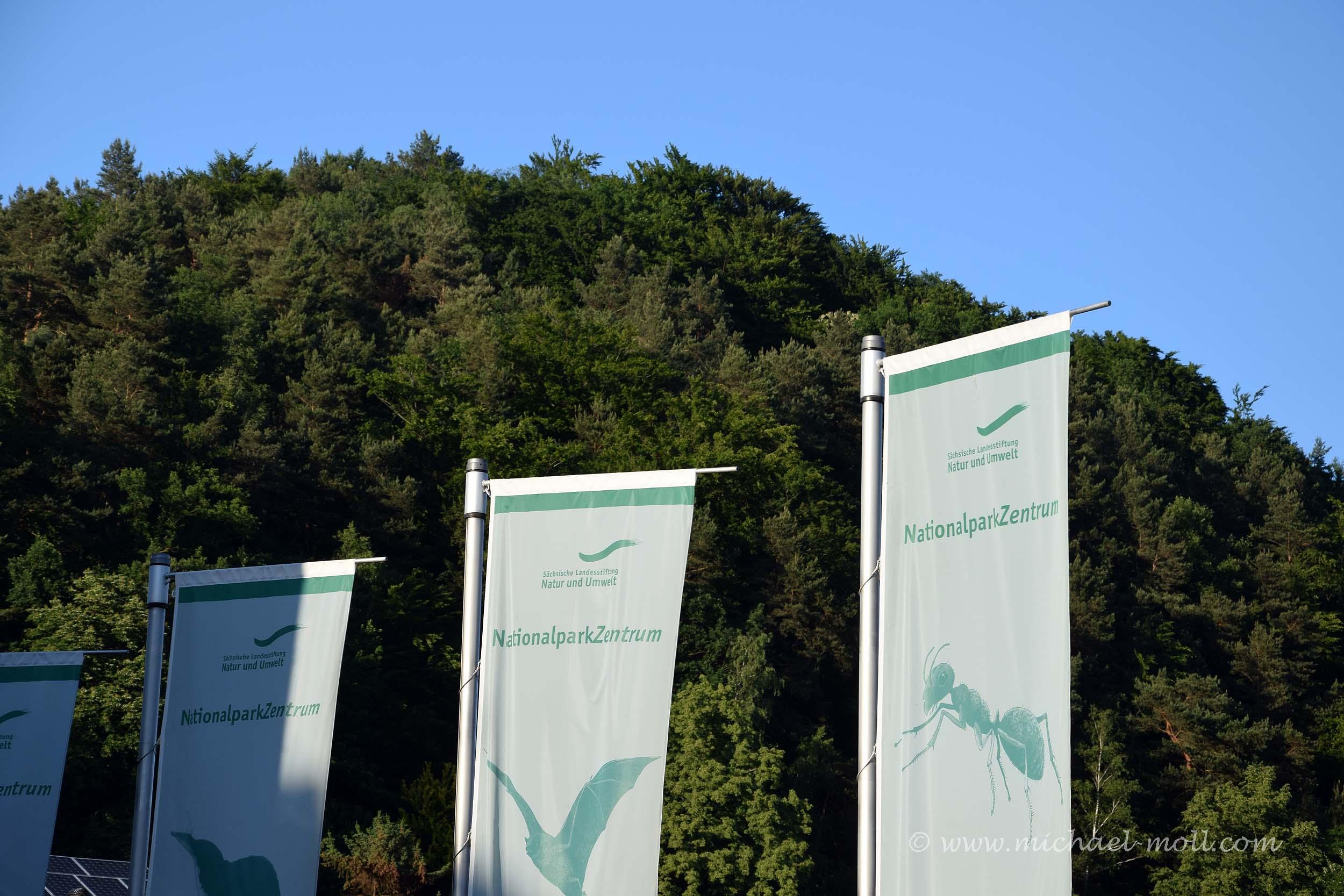Nationalparkzentrum in Bad Schandau