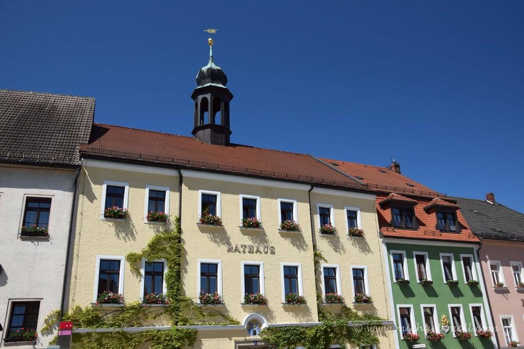 Rathaus von Stolpen
